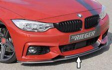 Rieger Frontspoilerlippe im Carbon-Look für BMW 4er F32/ F33/ F36
