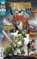 Justice League Dark Comic Issue 5 Modern Age First Print 2019 Tynion Sampere DC