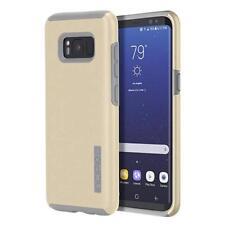 Incipio DualPro Dual Layer Case Cover Galaxy S8+ Plus - Champagne Gold / Gray