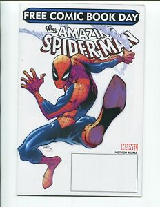 Amazing Spider-Man Free Comic Book Day (FCBD) - Ramos Cover High Grade!