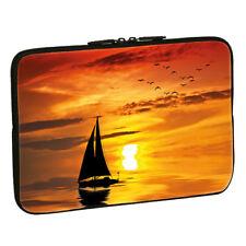 Design Schutzhülle 17,3 Zoll (43,9cm) Notebook Laptop Tasche - ocean sunset