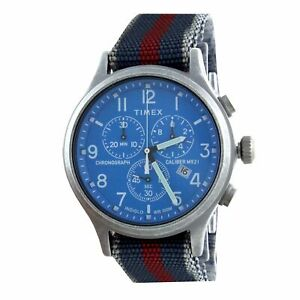 Timex Orologio Cronografo Da Polso Unisex TW2P102