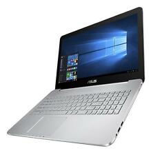 "Asus VivoBook PRO 32GB 512GB SSD + 1TB 15.6"" 4K IPS i7 nVIDIA 4GB N552 Laptop"