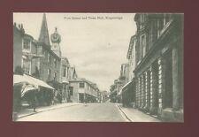 Devon KINGSBRIDGE Fore St Civil Serving Stores c1900/10s? PPC