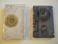WHITESNAKE S/T SELF TITLED CASSETTE TAPE ALBUM EMI (1987)
