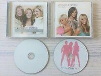 Atomic Kitten - 2 CD Album Bundle - Ladies Night & Feels So Good