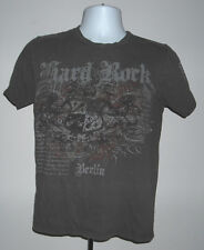MENS HARD ROCK CAFE BERLIN T SHIRT SMALL FOR THOSE ABOUT TO ROCK WE SALUTE U