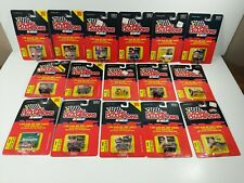 New ListingLot of 16 Racing champions Nascar Cars & Trucks Diecast 1:144 Scale New - 1997