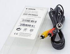 CANON cable AVC-DC400ST audio stéréo / vidéo