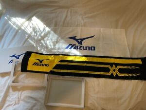 Mizuno LONG Golf / tennis / sport Towels - only available in Japan - gift box!