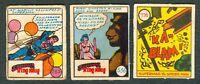 2 Exotic KING KONG vs SUPERMAN Philippine Teks (Comics) Cards A  + 1