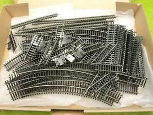 Zeuke etc TT Konvolut diverses Gleismaterial  (WH) A1335