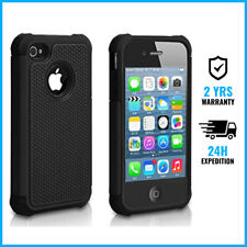 Hybrid Armor Cover Cas Coque Etui Hoesje TPU Case iPhone 4 4S 5 5S SE 6 6S Plus