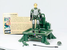 G.I. JOE VINTAGE HASBRO 1983 GRAND SLAM WITH JUMP STATION 100% COMPLETE