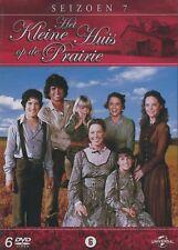 Het Kleine Huis op de Prairie : seizoen 7 (6 DVD)