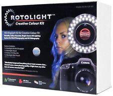 NEUF ROTOLIGHT Ringlight RL48-B Creative Colour Kit * en stock Au Royaume-Uni *