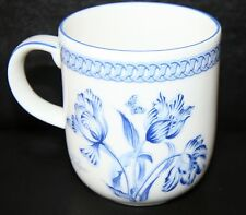 Royal Doulton Everyday Blue Botanical Mug