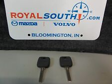 Genuine Volvo 850,S70,V70,C70 Pair of Volvo Key Blanks OE OEM 9187694