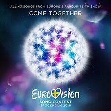Eurovision Song Contest Stockholm 2016 by Various Artists (CD, Apr-2016, 2...