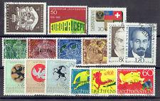 Liechtenstein o MiNr 506 - 520 Jahrgang 1969 komplett