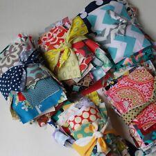 New Fabric Scraps Quilting/Scrapbooking/Dol l Clothes One Pound Bundle