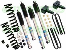 "2.5"" FRONT/2"" REAR LIFT KIT WITH BILSTEIN 5100 SHOCKS 05-16 FORD F250/F350 4WD"