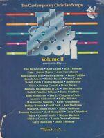 The Song Book Volume 2 Top Contemporary Christian Songs Myrrh Music Book 1982