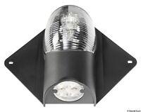 Osculati Navigation & Deck LED Light 12/24V / Boat Up 20m / RINA Type Approved
