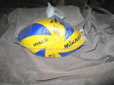 MIKASA MVA350 Volleyball FIVB Yellow/Blue