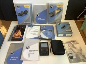Palm IIIc Handheld Case Manuals Car Charger Connectivity Kit Portable Keyboard