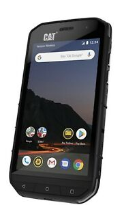CAT S48C - 64GB - Black (GSM Unlocked) (Single SIM)
