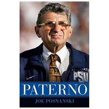 Paterno Posnanski, Joe Hardcover