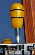 "Custom Hand Made Arcade Stick Joystick Sanwa Bat Top ""Essence of Bruce"""
