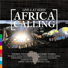 Africa Calling Live 8 at Eden:  by Various Artists (CD, Aug-2006, Real World
