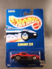 1991 Hotwheells #33 Camaro Z28