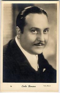 vera fotografia Cartolina di CARLO ROMANO foto Pesce anni '40