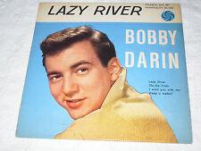BOBBY DARIN LAZY RIVER RARE SWEDEN PS EP 1961