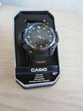 Casio SGW450H-2BTN Digital/Analog Watch w/black Resin w/Metal box
