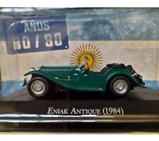 Eniak antique 1984 1/43 very rare argentina car dodge motor