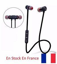 Casque Écouteur Bluetooth 4.1 Sans Fil Sport Magnetique Mains-libres Oreillette