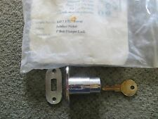 Old Kenstan T-bolt plunger lock to be installed on drawer or furniture