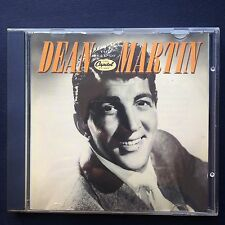Rare! Dean Martin BEST OF 'THE CAPITOL YEARS' jazz film soundtracks pop CD 1989