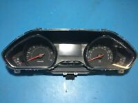 2010 Peugeot 208 E137-HW-G2 Speedometer Clock Cluster