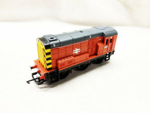 Hornby BR Diesel Shunter Class 08 0-6-0 Tank Locomotive OO Gauge DCC Fitted