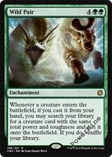 1 FOIL Wild Pair - Green Conspiracy (2) Take the Crown Mtg Magic Rare 1x x1