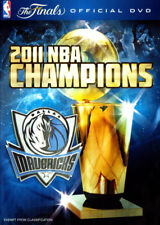 NBA: The Finals - Official DVD: 2011 NBA Champions - Dallas Mavericks