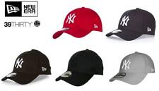 NEW ERA 39THIRTY FITTED CAP. NEW YORK YANKEES. CHOICE OF COLOURS