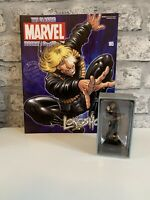 Eaglemoss Marvel Classic Figurine Collection # 185 LONG SHOT Magazine RARE