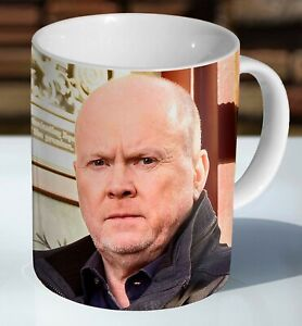 Phil Mitchell Stare Funny Gift Ceramic Coffee Mug - Cup