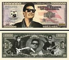 ROY ORBISON - BILLET 1 MILLION DOLLAR US! Collection Rock N Roll Tennessee Big O